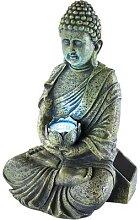 Solar Dekoleuchte Buddha