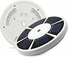 Solar Fahnenmast Licht, 42 SMD LED 5 Watt Camping