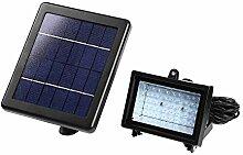 Solar Flutlicht Lichter, 45LEDs Wasserdicht