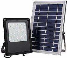 Solar-Gartenleuchte für den Außenbereich, 50 W,