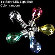 Solar LED Glühbirnen Drehbare Wasserdichte