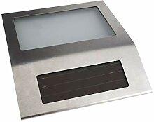 Solar LED Licht Hausnummernleuchte Hausnummer