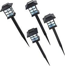 Solar-Leuchten Bern, schwarz