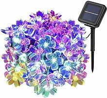 Solar Lichterkette, YUNLIGHTS 8M 50LEDs