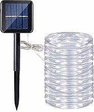 Solar Lichtschlauch Lichterkette, DINOWIN 72ft/22M