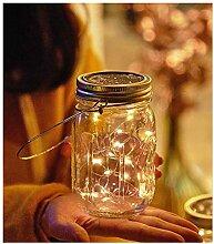 Solar Mason Jar Licht,Jar Fee Licht,Wasserdichte