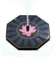 Solar Springbrunnen Mit 1.0W Monokristalline Solar