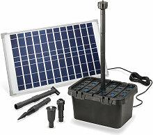 Solar Teichfilter Professional 25W 1250l/h