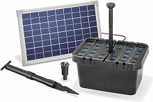 Solar Teichfilter Set 10/610 Solarpumpe