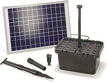 Solar Teichfilter Set 20/1300 Solarpumpe