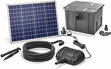 Solar Teichfilterset Premium 2500 l/h