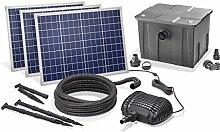 Solar Teichfilterset Premium 5000 l/h