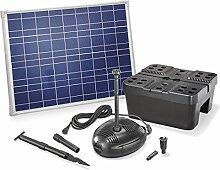 Solar Teichfilterset Profi 1300 l/h