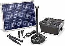 Solar Teichfilterset Profi 1700 l/h