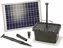 Solar Teichfilterset Starter 1300 l/h