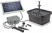 Solar Teichfilterset Starter 300 l/h
