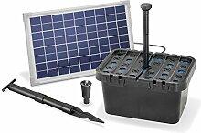 Solar Teichfilterset Starter 610 l/h