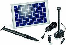 Solar Teichpumpe 10 Watt Solarmodul 610 l/h