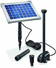 Solar Teichpumpe 5 Watt Solarmodul 470 l/h