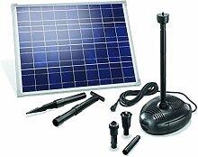 Solar Teichpumpenset Genova 35W Solarmodul 1700