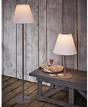 Solar-Tischleuchte für flexible Beleuchtung