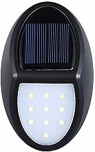 Solar Wall Light Outdoor wasserdichte LED 7.5 *