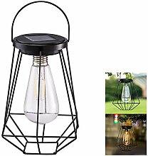 Solar Wandbehang Lampe, Außen Tisch Laternen,