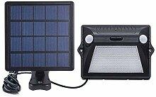 Solar-Wandlampe, superhell,