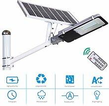 Solarlampe LED Solar-Straßenleuchte Wasserdicht