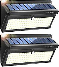 Solarlampen für Außen, 100LED Superhelle