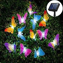 Solarleuchte Garten LED Solarlampe Gartenleuchte
