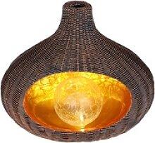 Solarleuchte Gartendeko für Außen Tischdeko