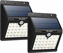 Solarleuchten mit bewegungsmelder g nstig online kaufen lionshome - Aussenschalter gartenbeleuchtung ...