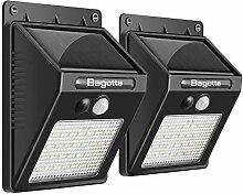 Solarleuchten für Außen, Bagotte 32 LED