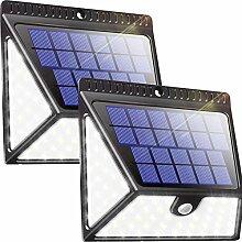 Solarleuchten für Außen, Luposwiten 82 LED