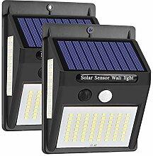 Solarleuchten für den Außenbereich, 100LED