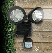 Solarleuchten für den Außenbereich, 22 LEDs,