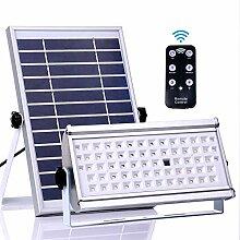 Solarleuchten im Freien, ALFLASH 1500 Lumen 65 LED