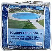 Solarplane für Rundbecken Ø 3,60 m - 180µm