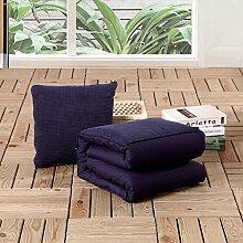 solid Color Kissen Kissen/ Kissen/Office Sofa in der Auto-Luft Konditionierung-E 50x50cm(20x20inch)