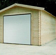 Solid Superia Garage Traditional Holz 508x 358x 281cm S8330
