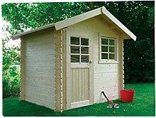 Solid Superia Gartenhaus Laval Holz 198x 238x 239cm S815
