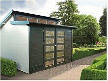 Solid Superia Gartenhaus Milano Holz 298x 298x 262cm s8246