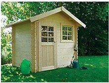 Solid Superia Gartenhaus Saran Holz 198x 298x 239cm S820