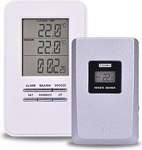 Solight TE44 - Digitaler Thermometer mit Sensor
