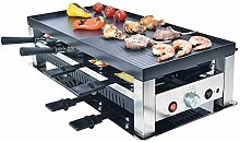 Solis Grill 5 in 1, Raclette/ Tischgrill/ Wok/