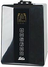 SOLIS Luftbefeuchter mit Aromafunktion, Ultraschall-Verneblung und hygienische Verdampfung, 6 l, Ultrasonic Hybrid (Typ 7214)