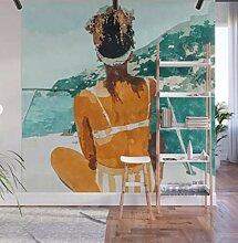 Solo Traveller Fototapete Home Hotel Wohnzimmer