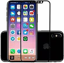 Solobay iPhone X Displayschutzfolie iPhone X