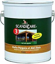 Soloplast f45793Öl Pergola/geschützt Holz